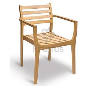낮은팔걸이 의자